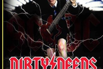 AC/DC tribute Dirty Deeds