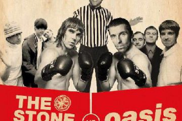 Oasis VS The Stone Roses SOLD OUT